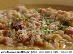 White Bean, Spinach, and Barley Stew http://www.foodrecipes360.com/white-bean-spinach-and-barley-stew/