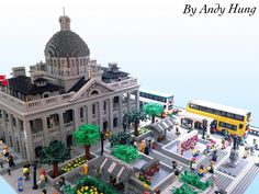 Statue Square & Old Supreme Court Buildings | Flickr - Photo Sharing!