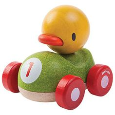 DUCK RACER | Plantoys® Sustainable Play