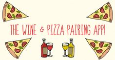 The only thing better than eating pizza is pairing it with wine! This interactive guide will help you choose which wine to drink based upon the type of pizza you're eating. Have some fun and give it a try!