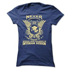 (Top Tshirt Brands) Never Underestimate the power of a woman who majored in…