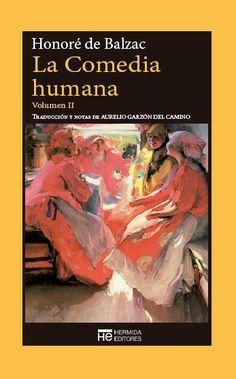 #FelizMiercoles #recomiendo #LaComedia #Balzac @HERMIDAEDITORES #RomeroBarea #RevistaClarín @Jaimefermar @masleer