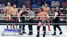 Resultados WWE Smackdown: 16 de junio de 2016