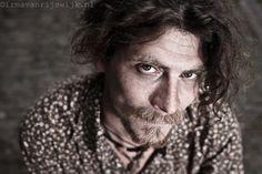 Portret model Jeroen, copyright Irma van Rijswijk fotograaf Breda Holland