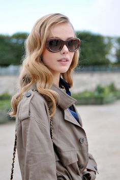 Frida Gustavsson, Paris Fashion Week