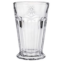 We love the sweet detail of a bee etched on these highball glasses. | $50