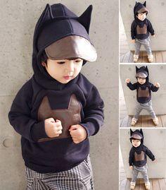 Bat Hooded Sweatshirt. While stock lasts @Christa Oakes.com