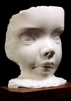 ❤ - Philippe Faraut | Modern Doll - 2001 (Vermont White Marble)