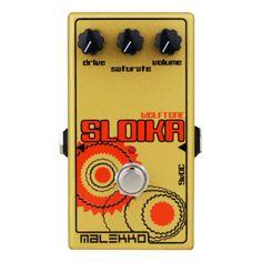 Malekko distortion pedal Sloika MKII