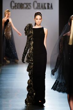 Georges Chakra Haute Couture Fall 2014