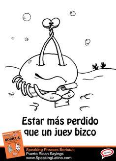 Translating SIN LA SOGA Y SIN LA CABRA Spanish Phrase to