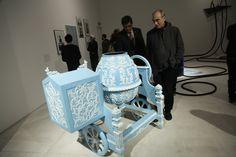 Το Εθνικό Μουσείο Σύγχρονης Τέχνης, επιτέλους, άνοιξε: Δείτε φωτογραφίες από τα εγκαίνια