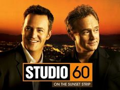 """Synopsis: Behind the humor of producing the popular late-night comedy sketch show """"Studio 60 on the Sunset Strip"""" is a world of backstage politics and romances, and a very delicate balance between creative talent, on-air personalities and network executives.Starring: Matthew Perry, Amanda Peet"""
