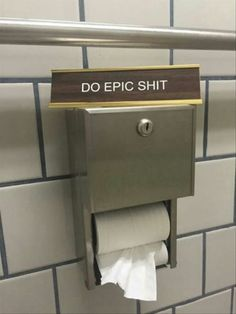 Found this in the bathroom today [X-Post from r/pics] Funny Street Signs, Funny Signs, Fact Quotes, Funny Quotes, Funny Memes, Where Is My Mind, First World Problems, Computer Repair, Funny Pranks