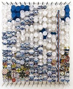 ARTist: Jacob Hashimoto: Kite-making