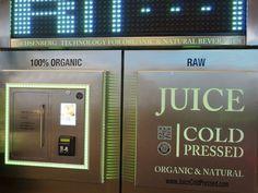 Fresh Juice Vending Machine Debuts Downtown - Eater Twin Cities