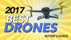 We spent 25 hours on research, videography, and editing, to review the top choices for this wiki. Sure to be high on many people's gift lists this year, we've hovered, rolled, and soared high in studying the best drones, ranked by ease of use, video capabilities, and flight duration. Our selection includes models suitable for beginner pilots who don't yet want to invest a small fortune through to top end models ideal for professional photographers and videographers.