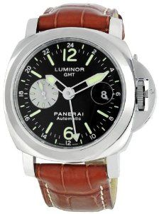 Panerai Luminor GMT Mens Watch PAM00088