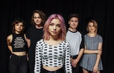 """Hey Violet for Rogue Magazine """