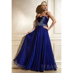 Terani E483 Evening Gown