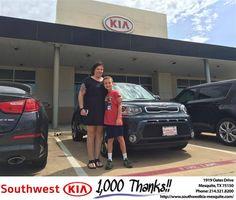 https://flic.kr/p/Mt1yaf   #HappyBirthday Sara from Jerry Tonubbee at Southwest Kia Mesquite!   www.deliverymaxx.com/DealerReviews.aspx?DealerCode=VNDX
