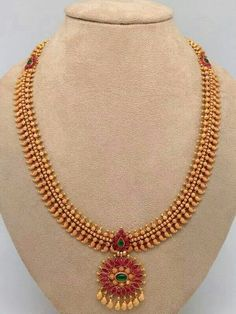 #gold #southindian #jewel