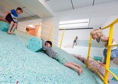terrazzo playground