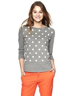 Exclusive Gap + Clu polka dot T | Gap