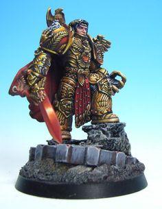 Pre-Heresy Emperor