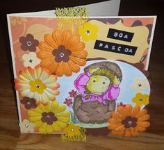 Made With Amore  by Vera Jorge: Easter Card