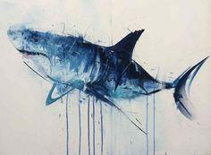shark street art - Google Search