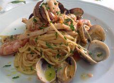 Spaghetti allo scoglio | Chef Stefano Barbato