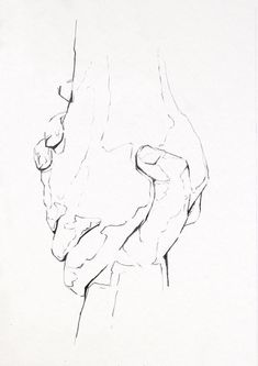 Dibujo de Manos I by Roberto Almarza #pencil #drawing #hands