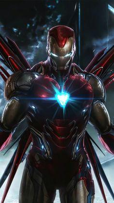Marvel Phone Wallpaper, Iron Man Hd Wallpaper, Wallpaper Animes, New Live Wallpaper, Amazing Wallpaper, Live Wallpapers, Iron Man Avengers, Marvel Avengers Movies, Marvel Comics