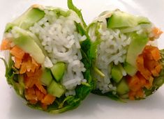 Ovo Vegetarian, Fresh Rolls, Cabbage, Dinner, Vegetables, Ethnic Recipes, Food, Dining, Dinners