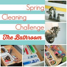 Come and get inspired to do some spring cleaning! This week we're ...