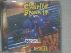 Cd Charlie Brown Jr.  Live Música Popular Caiçara 2012