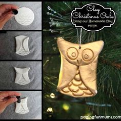 One of our most popular DIY Christmas ornaments! These arehellip