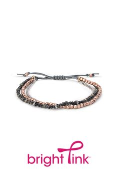 Fortitude Wishing Bracelet | Stella & Dot For breast cancer awareness // shop for a cause! // delicate bracelet // adding it to my wishlist of accessories