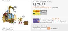 Imaginext Piranha Submarino Mattel << R$ 7999 em 2 vezes >>