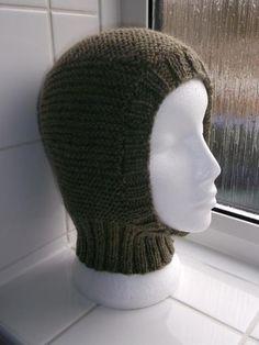 cb7180442d45 Balaclava   Craftsy Chapeau Crochet, Doudoune, Tricot Enfant, Mitaines,  Cagoule Tricoté,