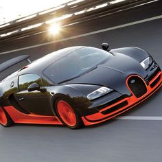 Next year Bugatti will release the final Veyron named the SuperVeyron