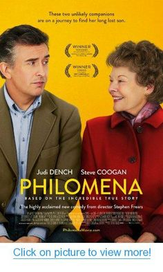 Philomena [Blu-ray] #Philomena #Blu_ray