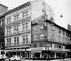 Taubenmarkt 1960