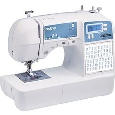 Project Runway Brother® XR9500PRW Computerized Sewing Machine- My sewing machine