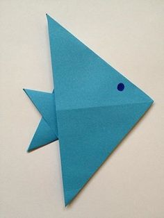 1000+ ideas about Fisch Falten on Pinterest | Origami Cat ...