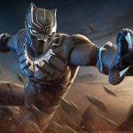 Pantera Negra de Capitán América: Civil War en Contest of Champions