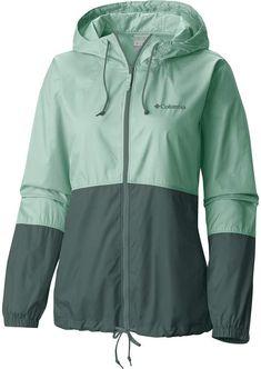 YULINGSTYLE Womens Rain Jacket with Hood Waterproof Windproof Breathable Outdoor Travel Hiking Jacket