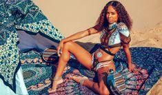 Bfyne: a maravilhosa linha de moda praia da designer Buki Ade