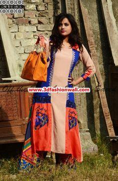 latest sundas saeed party wear 2013 dresses for women 1